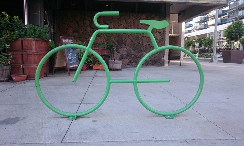 Radfahren liegt im Trend
