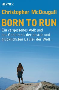 Buchcover Born to Run von Christopher McDougall