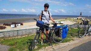 Meine Radtour entlang des Weser-Radwegs